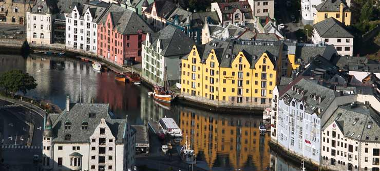 alesund air
