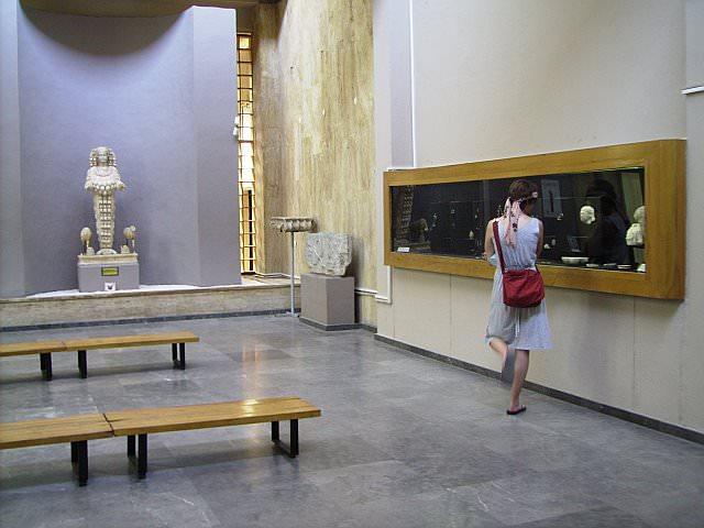 Selcuk museum