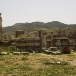 Selcuk ruins
