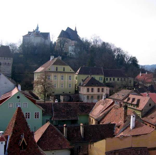The town of Sighisoara  holds many secrets