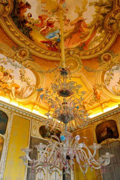 Inside Caserta Palace
