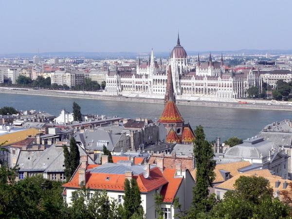 Budapest Pamorama