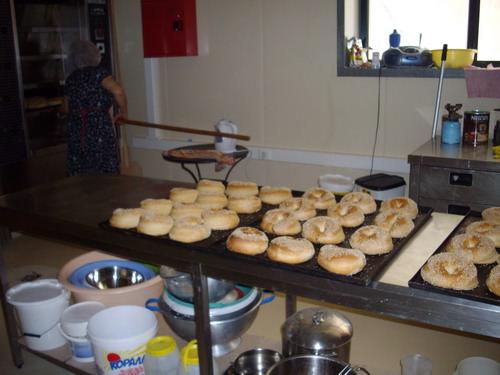 Abruzzo Cibus Cooking School Kitchen