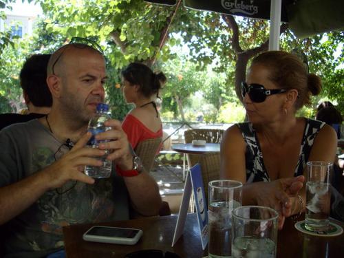 Philip Exadactylos, owner of the company Eat Crete