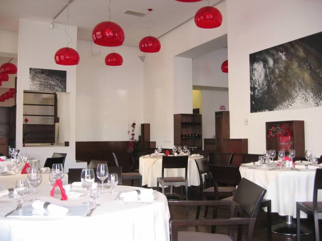 restaurant in England