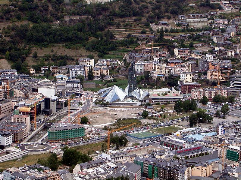 -Andorra la vella