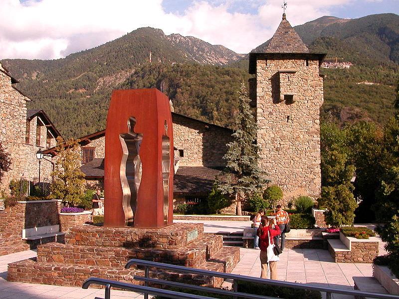 -Andorra la vella Parliament