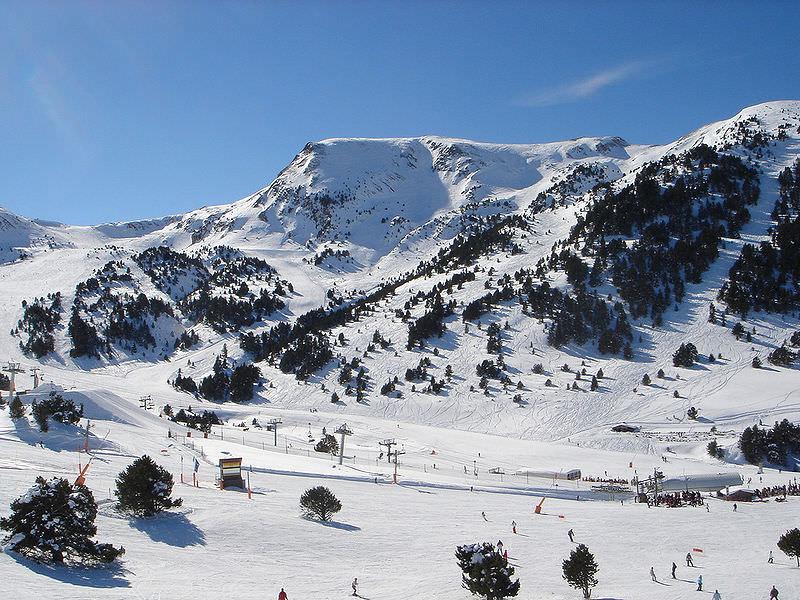 Andorran Mountains