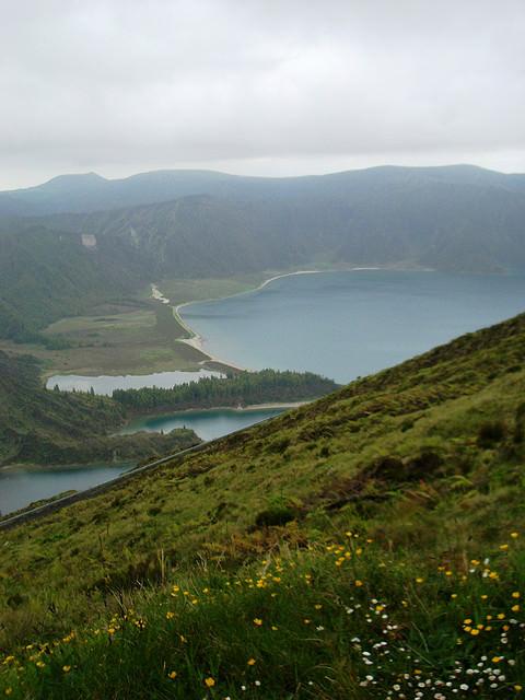 Lagoa do Fogo, Sao Miguel, Azores
