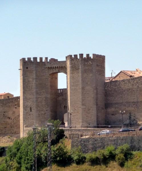Sant Miguel Gate