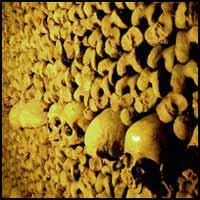 Catacombs de Paris