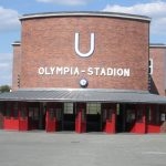 Olympia Stadion Entrance
