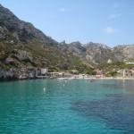 Swimming near Marseille