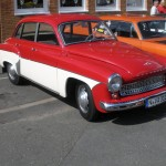 Wartburg - East German car