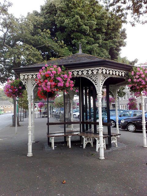 Bus Station, St Peter Port, Guernsey