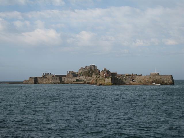 Elizabeth Castle, St. Helier, Jersey