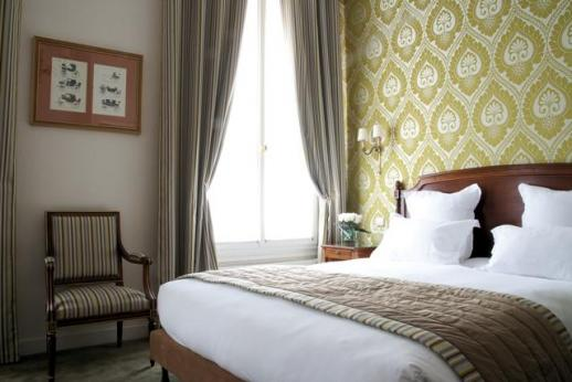 Hotel Mayfair in Paris' 1st Arrondissement is a luxurious property steeped in tradition