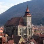 Brasov Romania Black Church