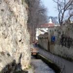 Brasov- west-wall