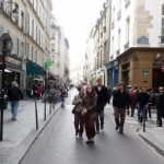 Shopping in the Marais