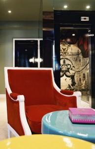 Hotel Petit Moulin in Paris's 3rd Arrondissement