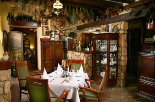 Pod Baranem restaurant in Warsaw