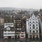 Architecture in Zurich