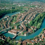 Berne from Above