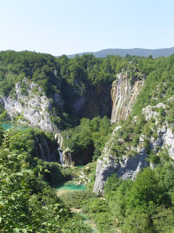 Croatia's Plitvice National Park is a waterfalling otherworld
