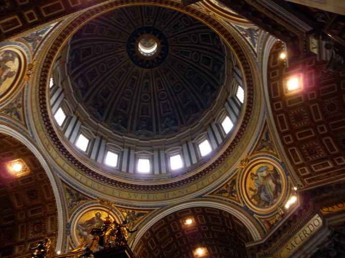 dome of St Peter's