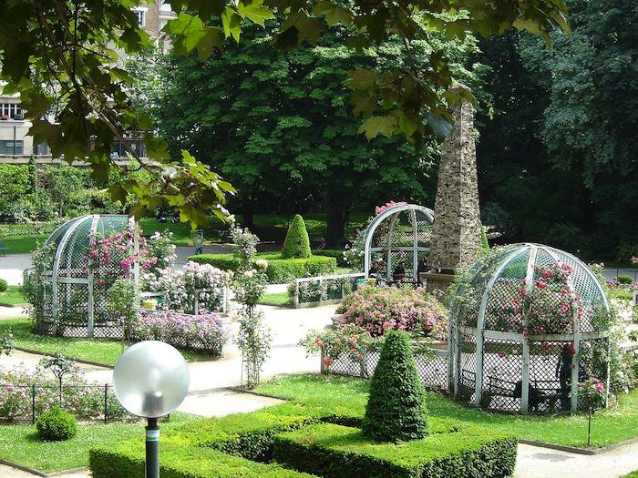 Parc Rose Le Gall
