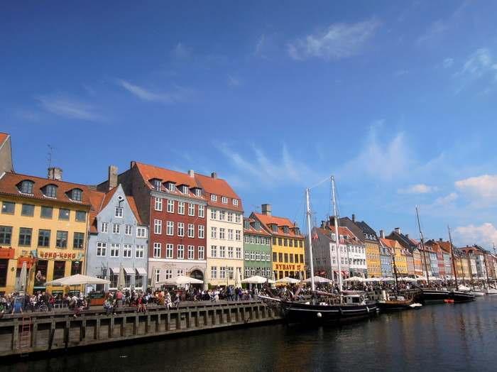 houses in Nyhavn