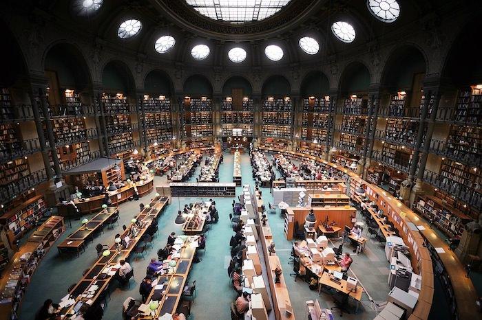 Bibliotheque National de France