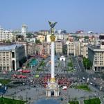 Maidan Nezalezhnosti, Kiev