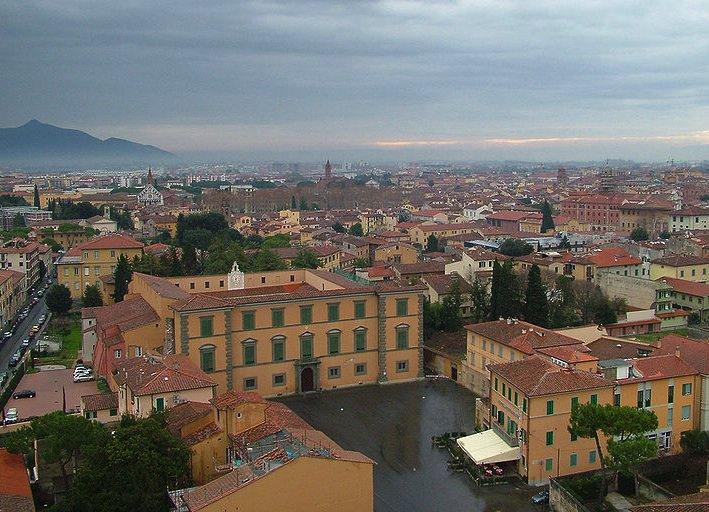 Pisa Vista