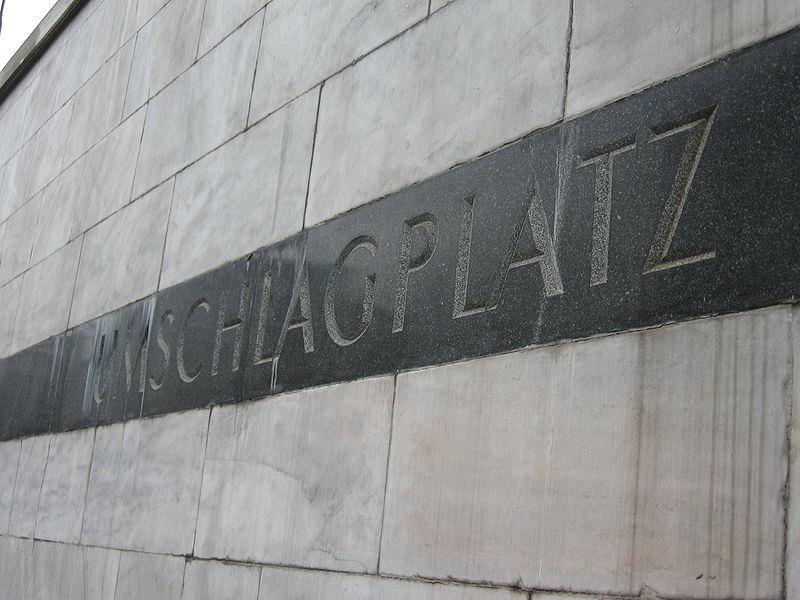 Umschlagplatz in Warsaw