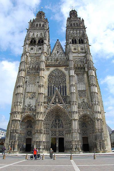 Tours Cathedral -  Saint-Gatians
