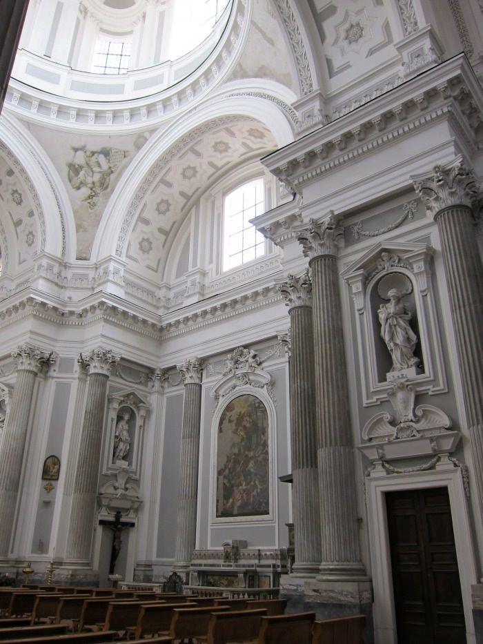Sanctuary in Basilica Santa Della Annunziata