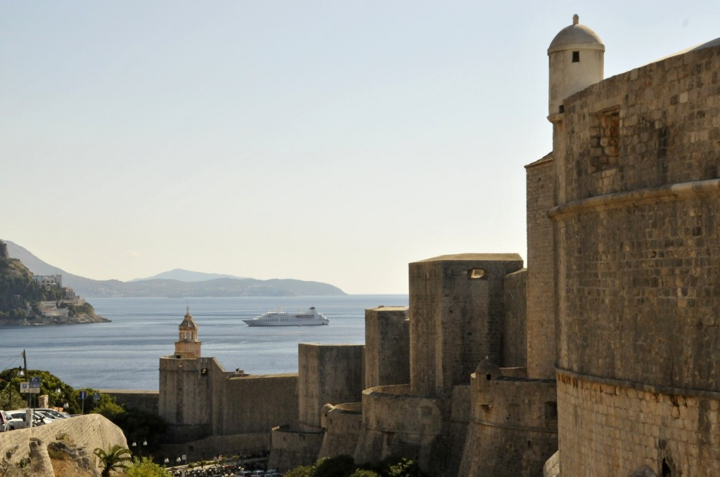 The City Walls a must-see in Dubrovnik