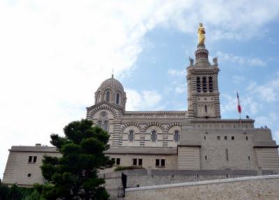 Marseille's Basilica: Notre dame de La Garde