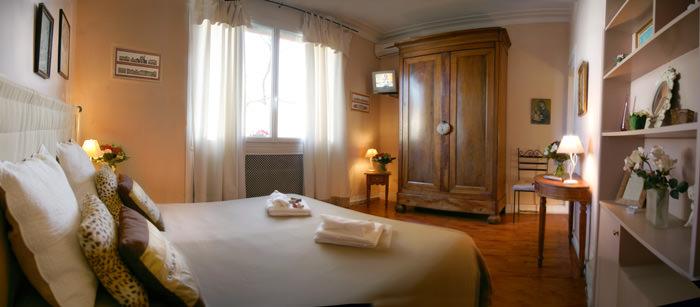chamber d'Hote Villa Monticelli in Marseille