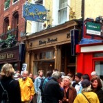 Bloomsday at Davy Byrne's pub