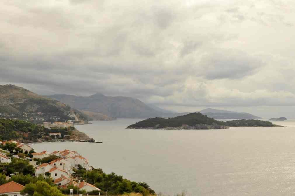 Dubrovnik Coast and Island