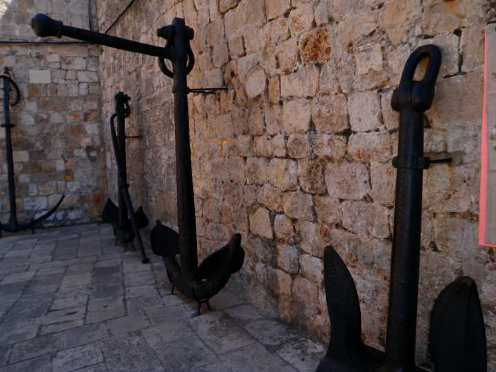 Dubrovnik Wall Anchors