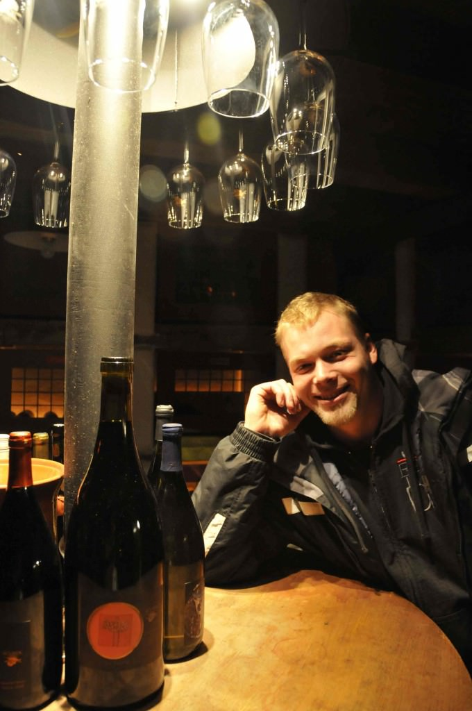 Winemaker Tomaz Scurek