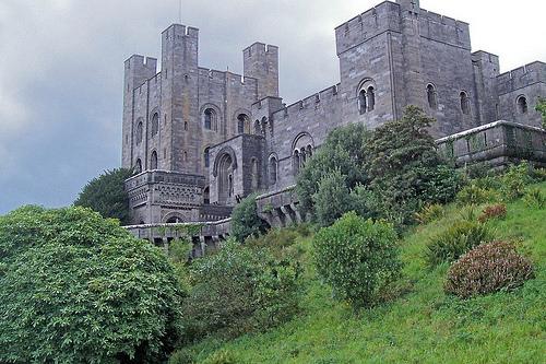 Penrhyn Castle Overview - Colin Hepburn