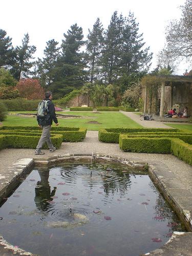 Penrhyn Castle Walled Garden - Lisa Stevens