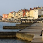 Piran Waterfront by OniRAM