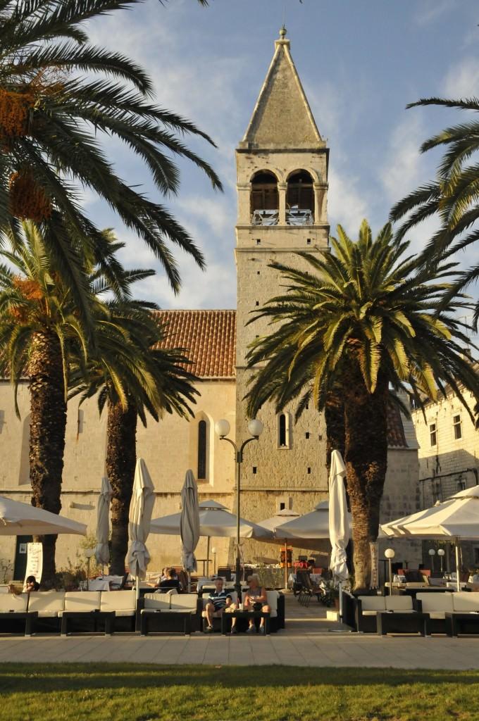 Trogir a short trip from Split