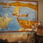 Bodrum Undersea Museum Mural